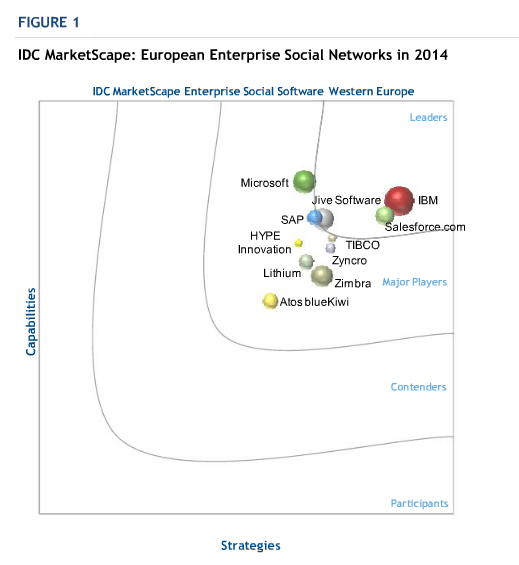 The IDC Marketscape 2014 Report