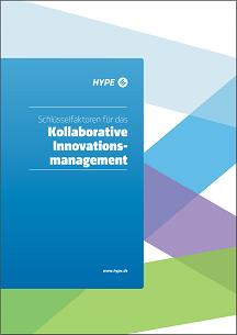 Schlüsselfaktoren für das Kollaborative Innovationsmanagement