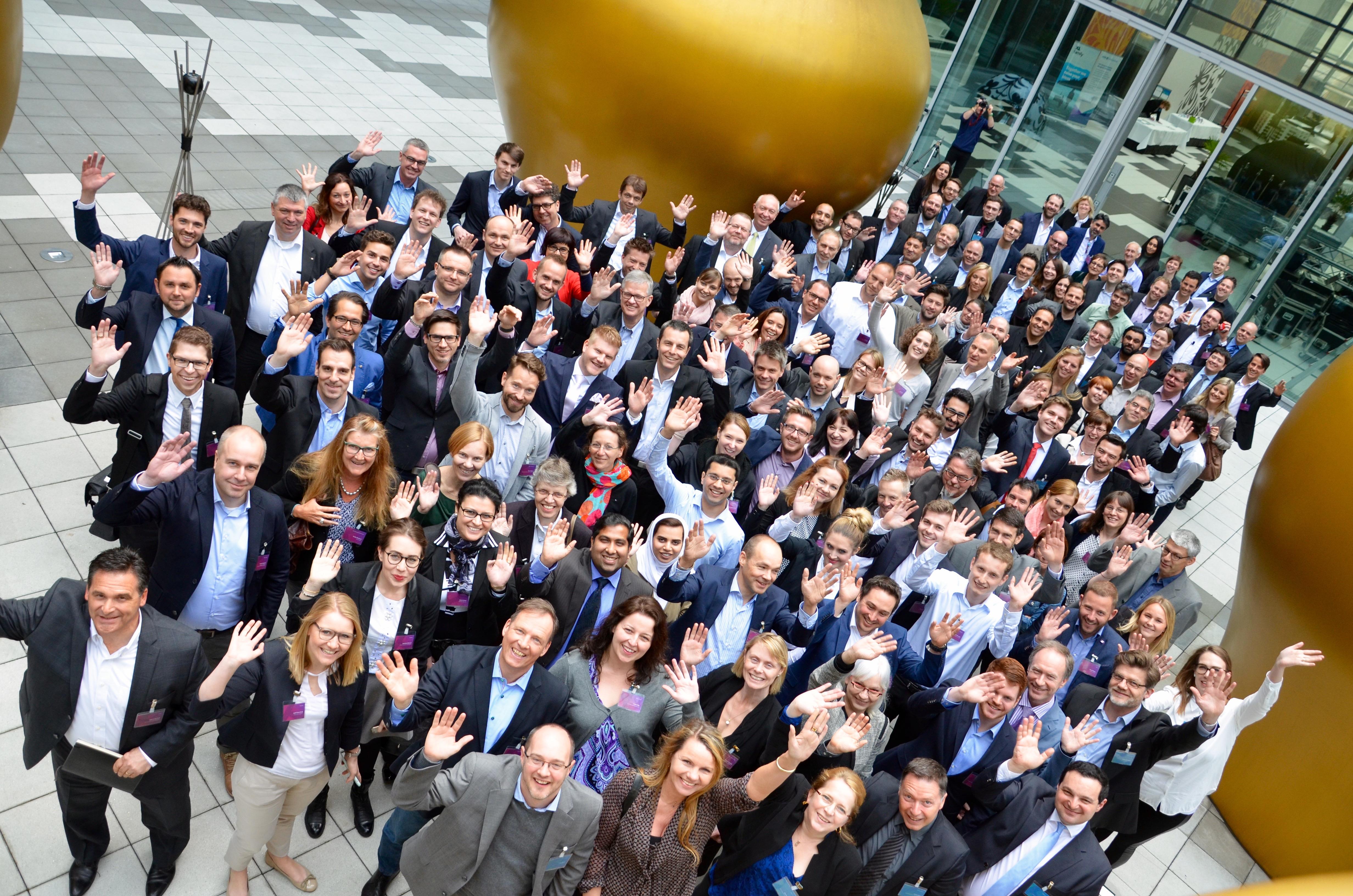forum régional des managers de l'innovation chez Fujitsu à Londres