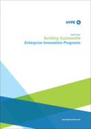 Building a Sustainable Innovation Program