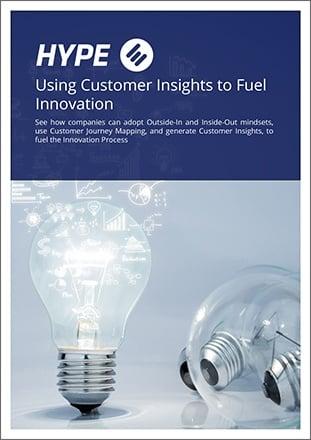 Using Customer Insights to Fuel Innovation