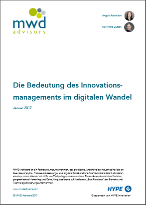 Digital Transformation und Innovationsmanagement