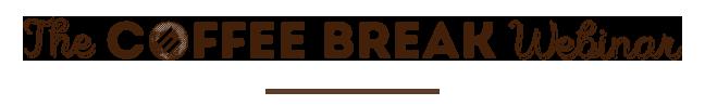 Coffee break logo