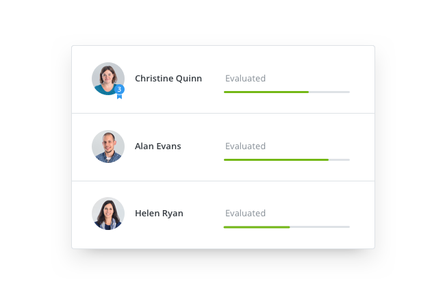evaluation of ideas in HYPE's innovation software