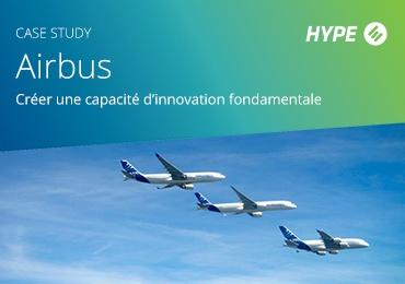 page de couverture de l'étude de cas sur Airbus