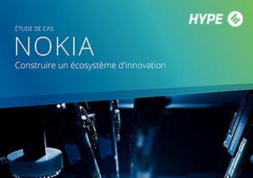 page de couverture de l'étude sur Nokia