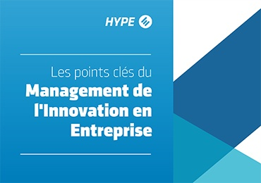 page de couverture de la brochure sur les points clés du management de l'innovation