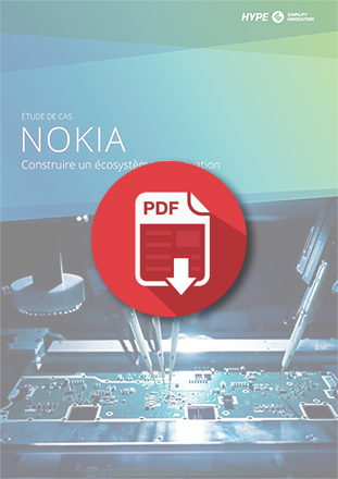 icone de téléchargement de l'étude de cas sur Nokia
