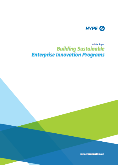 Building Sustainable Enterprise Innovation Programs