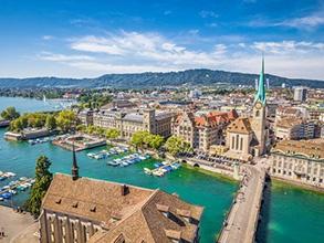 Bern in Switzerland