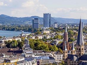 Bonn in Germany
