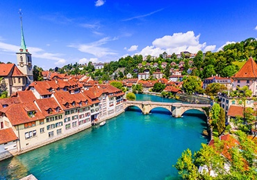Bern in Switzerland