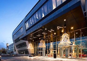 Kameha Grand Hotel in Bonn, Germany