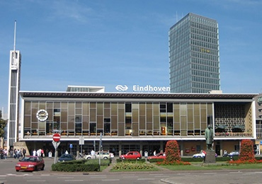 HERE's building in Eindhoven