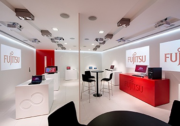 Fujitsu's office in London