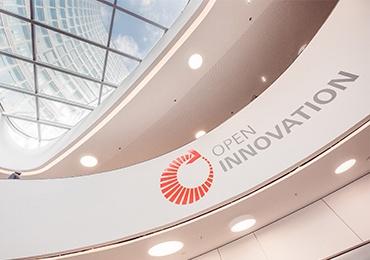 ÖBB Open Innovation center in Vienna