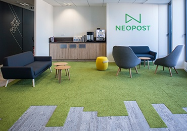 Neopost's office