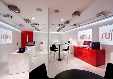 Fujitsu in London