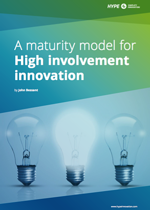 high involvement innovation paper