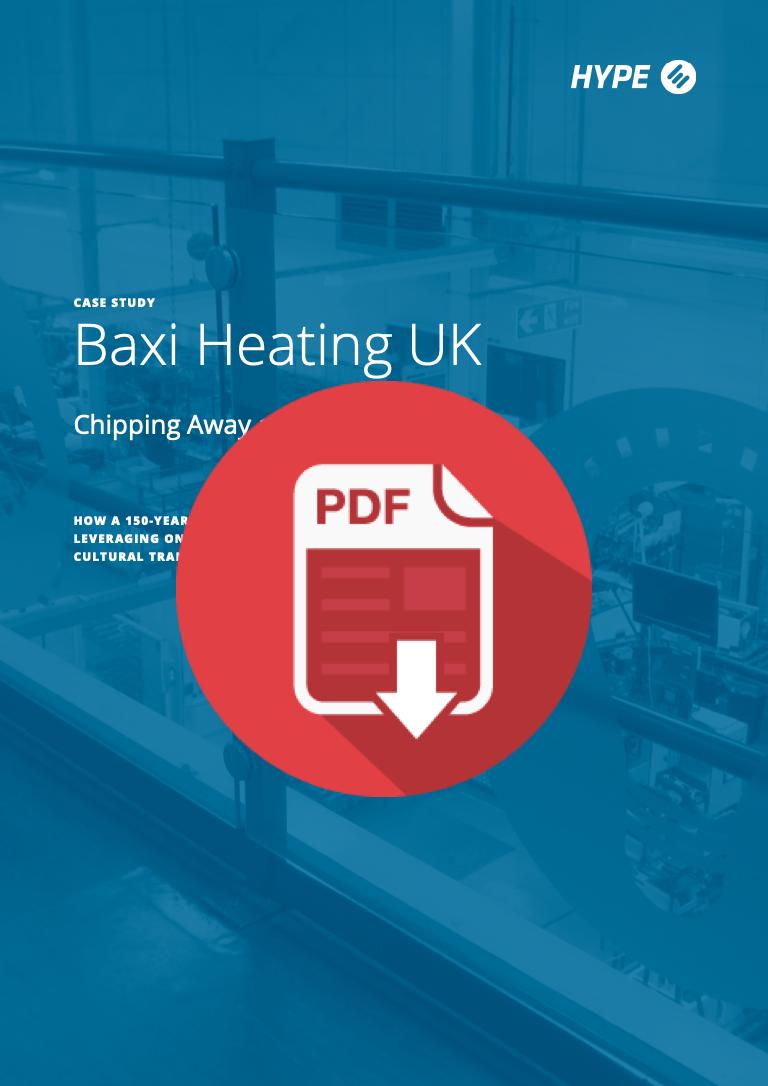 Baxi case study download