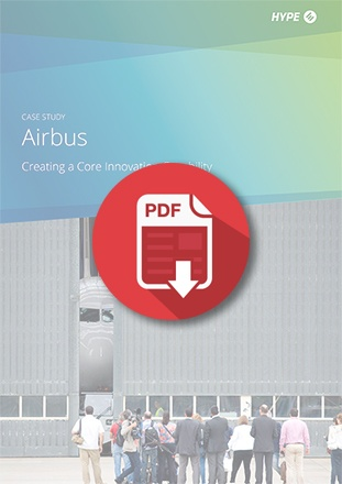 Airbus case-study cover page