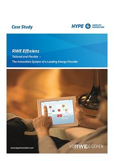 RWE case-study cover page
