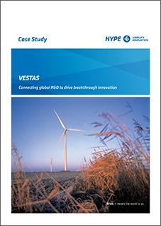 Vestas case-study cover page