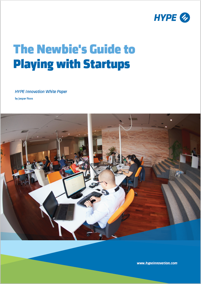 The Newbie's Guide to Playing with Startups