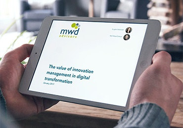 innovation and digital transformation paper