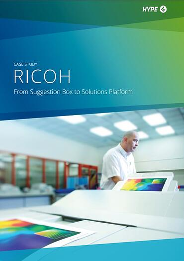Ricoh Case Study Cover