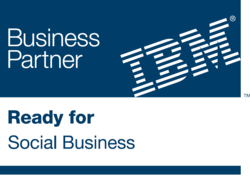IBM Social Business Partner Logo