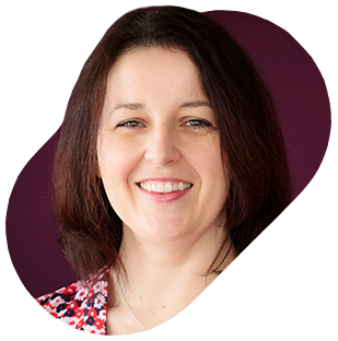 Sarah Kelly, Senior Innovation Manager