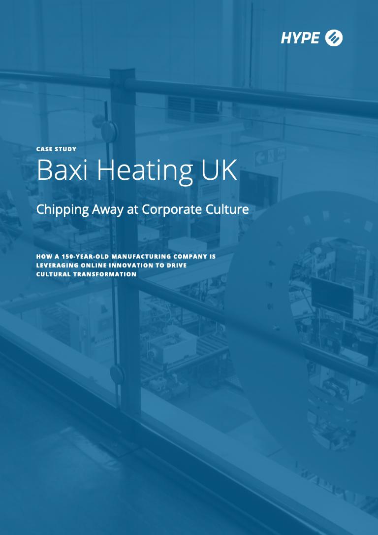 Baxi case study cover